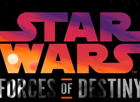 New 'Star Wars Forces of Destiny' Episode Released