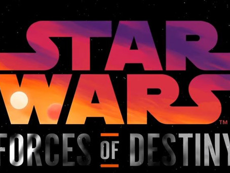 New 'Forces of Destiny' Episodes Released