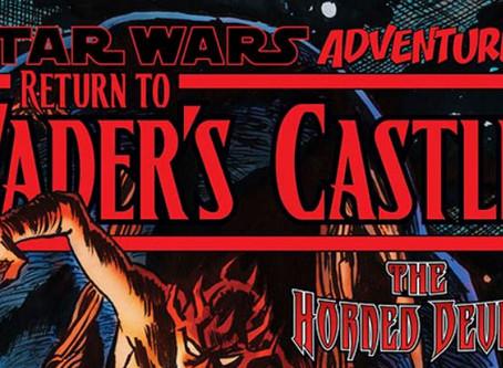 'Star Wars Adventures: Return to Vader's Castle #1' Preview