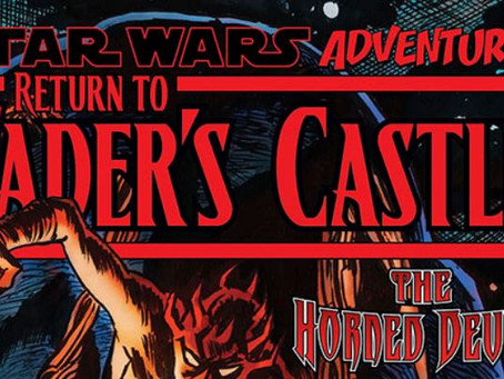 'Star Wars Adventures: Return to Vader's Castle #1' Preview