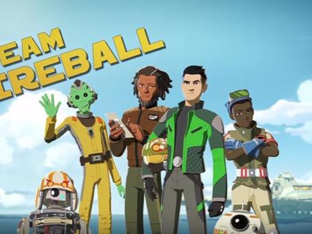 Meet Team Fireball from 'Star Wars Resistance'
