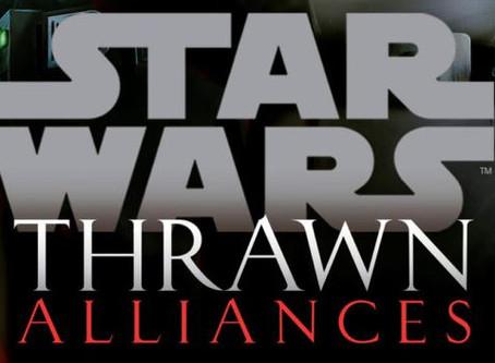 'Thrawn: Alliances' Cover Art Revealed