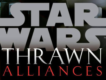 'Thrawn: Alliances' Cover Art Revealed