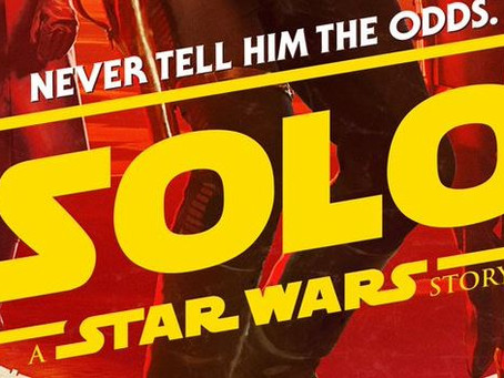 New 'Solo: A Star Wars Story' IMAX Poster