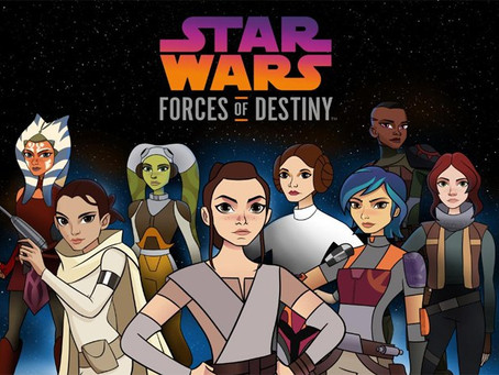 New 'Forces of Destiny' Episodes