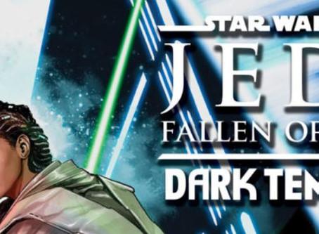 Marvel Reveals Prequel Tie-In Comic to 'Star Wars Jedi: Fallen Order'