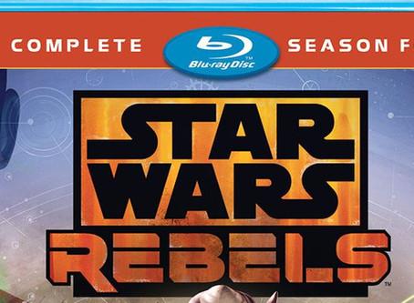'Star Wars Rebels' Season 4 Coming to Blu-Ray & DVD