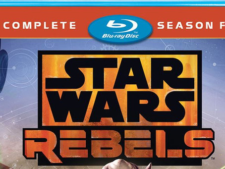 'Star Wars Rebels' Season 4 Coming to Blu-Ray & DVD