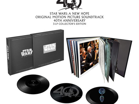 A New Hope Vinyl Box Set Coming December 1st