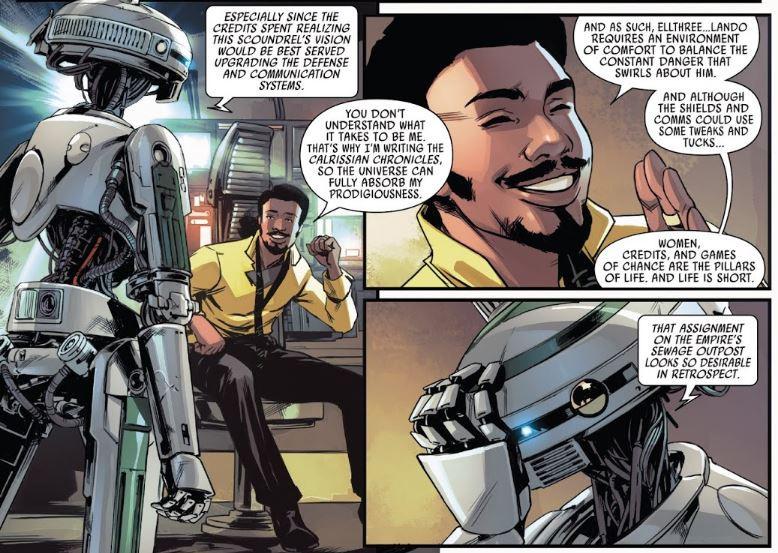 Lando: Double or Nothing, Part I
