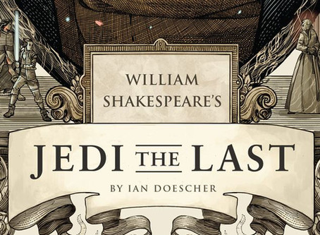 Cover for 'Jedi the Last' Revealed