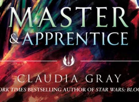 'Star Wars: Master & Apprentice' Cover Art