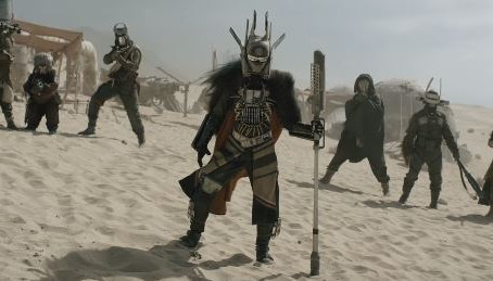 'Solo: A Star Wars Story' Clip: Enfys Nest