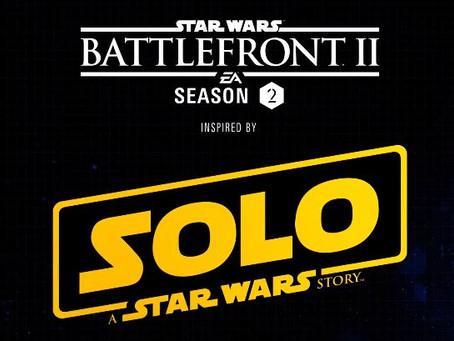 Star Wars Battlefront II: Han Solo Season Part 2 Trailer