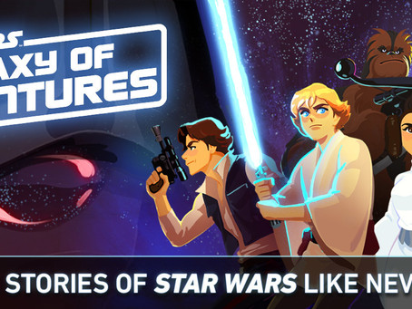 Watch 'Star Wars: Galaxy of Adventures'