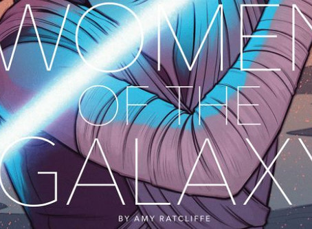 Reminder: 'Star Wars: Women of the Galaxy' Out October 30th