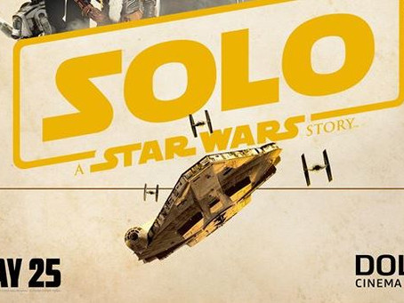 Dolby Cinema 'Solo: A Star Wars Poster' Revealed