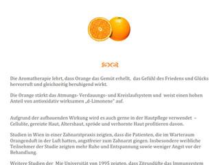 Ölltipp der Woche: Orange
