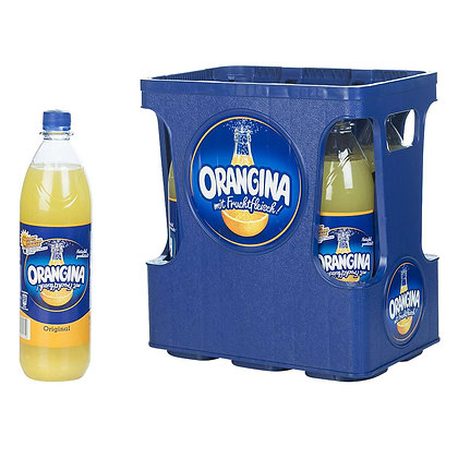 Orangina Classic PET 06x1,00L