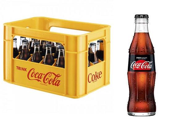 Coca-Cola Zero 24x0,20L