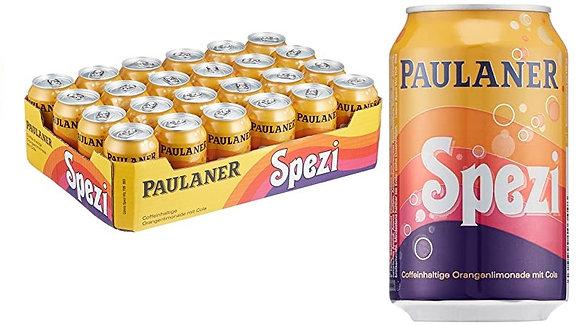 Paulaner Spezi Dose 24x0,33L