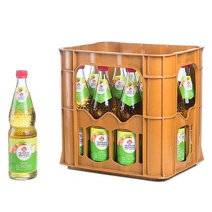 Frankenbrunnen Apfelschorle Glas 12x0,70L