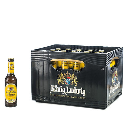 König Ludwig-WB-Hell Glas 20x0,50L