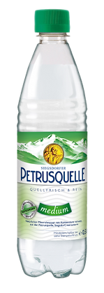 Petrusquelle Medium PET 12X0,50L