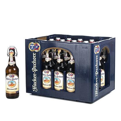 Hacker-Pschorr Münchner-Hell Glas 20x0,50L