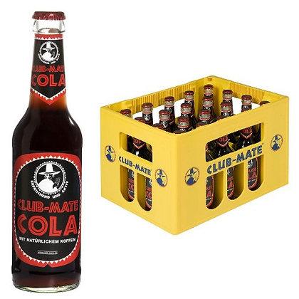 Club-mate Cola Glas 20x0,33L