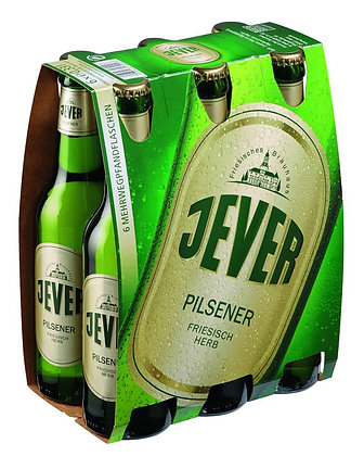 Jever Pilsener 6-Pack 24x0,33L