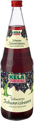 KELA Schwarze Johannisbeere Fruchtnektar 06x1,00L