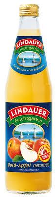 Lindauer Gold Apfelsaft trüb 10x0,50L