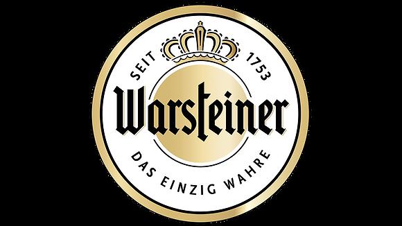 Warsteiner Pils Alkoholfrei 4x6-Pack 24x0,33L