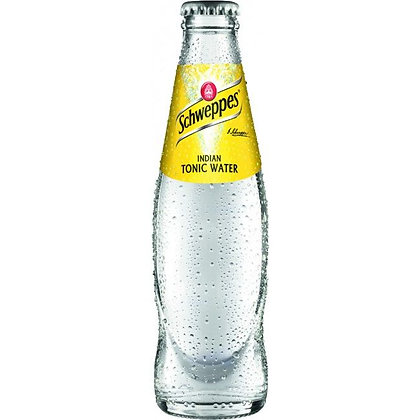 Schweppes Indian-Tonic-Water Glas 24x0,20L