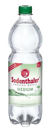 Sodenthaler Medium PET 12X1,00L