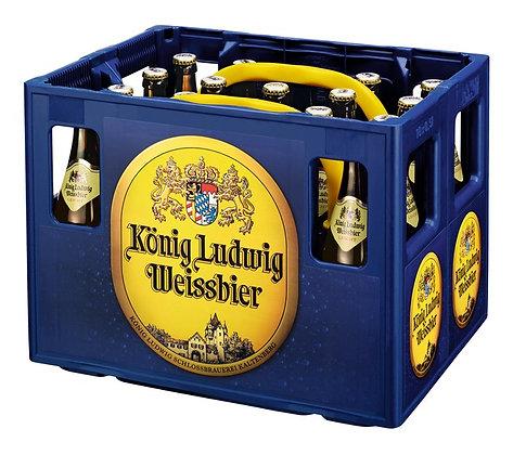 König Ludwig Weissbier Leicht 20x0,50L
