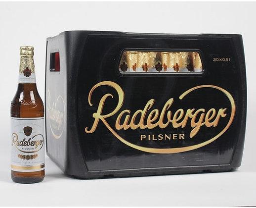 Radeberger Pilsener 20x0,50L