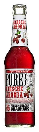 Pure Rhabarber Cassis Bio 10x0,33L