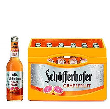 Schöfferhofer Grapefruit Sixpack 24x0,33L