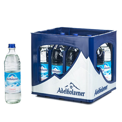 Adelholzener Classic Glas 12x0,50L