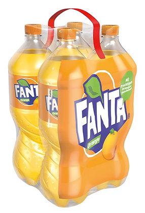 Fanta Orange DPG Einweg 04x1,50L