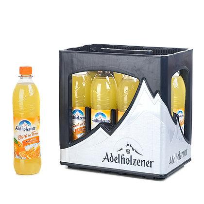 Adelholzener Bleib in Form Orange PET 08x0,75L