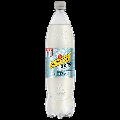 Schweppes Bitter Lemon Zero 06x1,00L