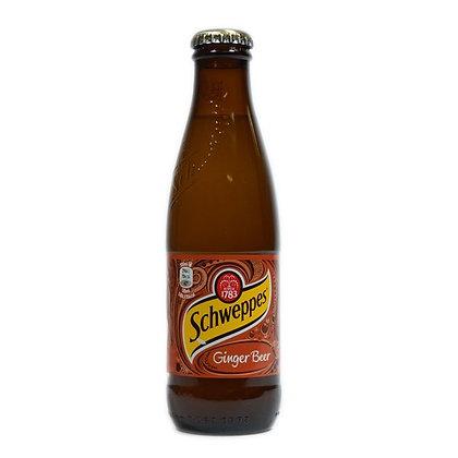 Schweppes Ginger-Beer Glas 24x0,20L