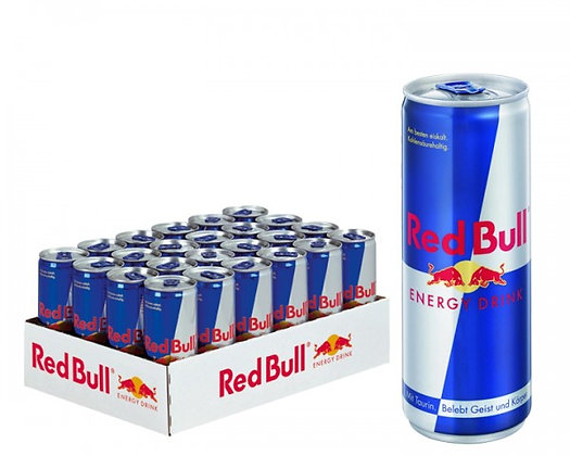 Red Bull Energy Drink 24x0,25L