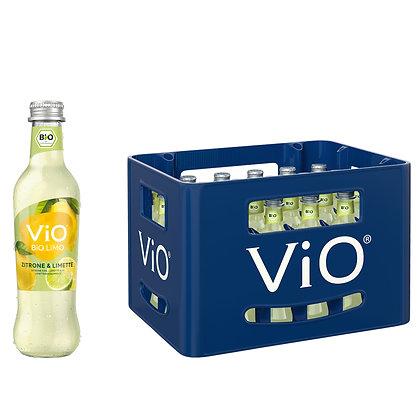 ViO BiO LiMO Zitrone-Limette 24x0,30L