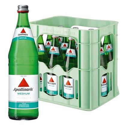 Apollinaris Medium 12X0,75L