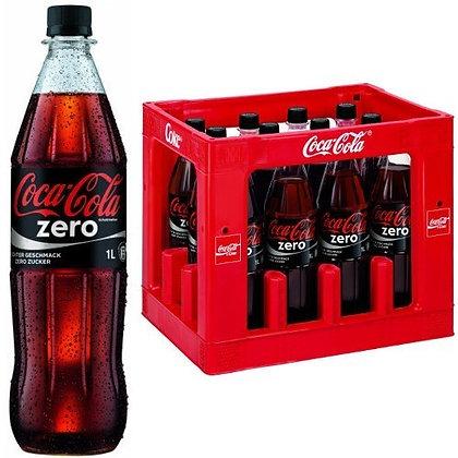Coca-Cola Zero PET 12x1,00L