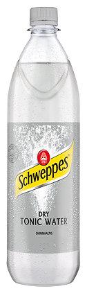 Schweppes Dry-Tonic PET 06x1,00L